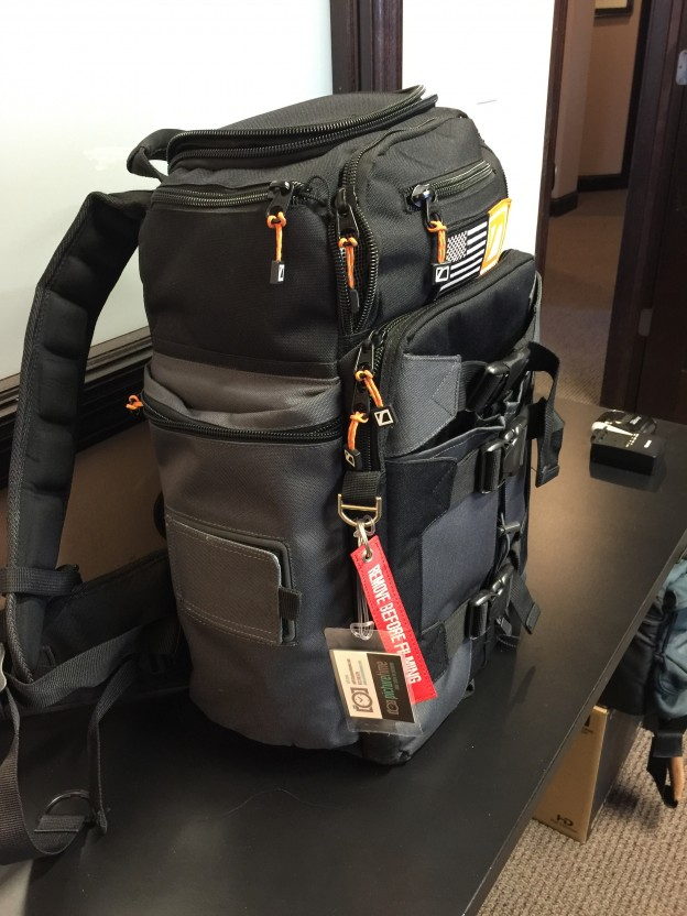 The Best Backpack Available for the Canon C100 Mark II | The ...